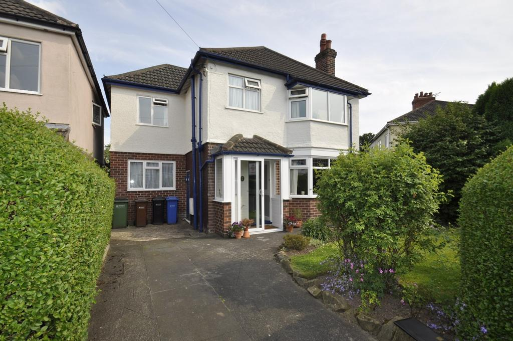 4 Bedrooms Detached House for sale in Brantwood Road, Cheadle Hulme,