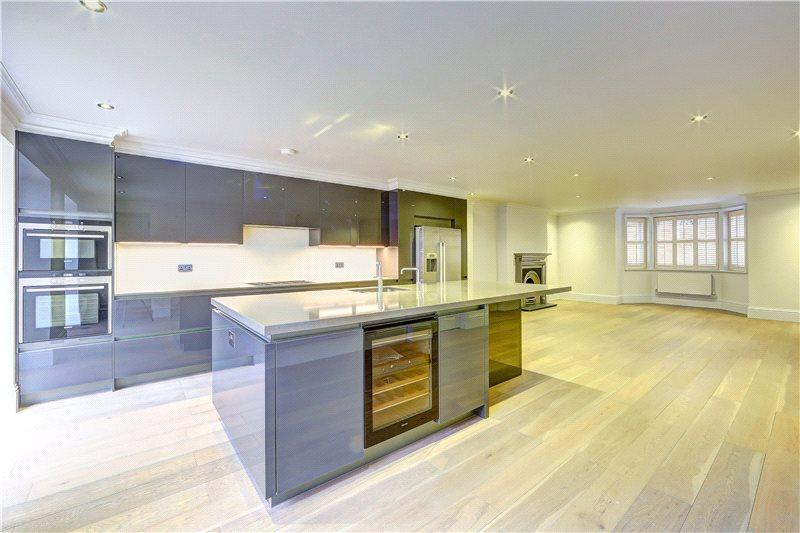 5 Bedrooms Semi Detached House for rent in Homefield Road, Wimbledon Village, SW19