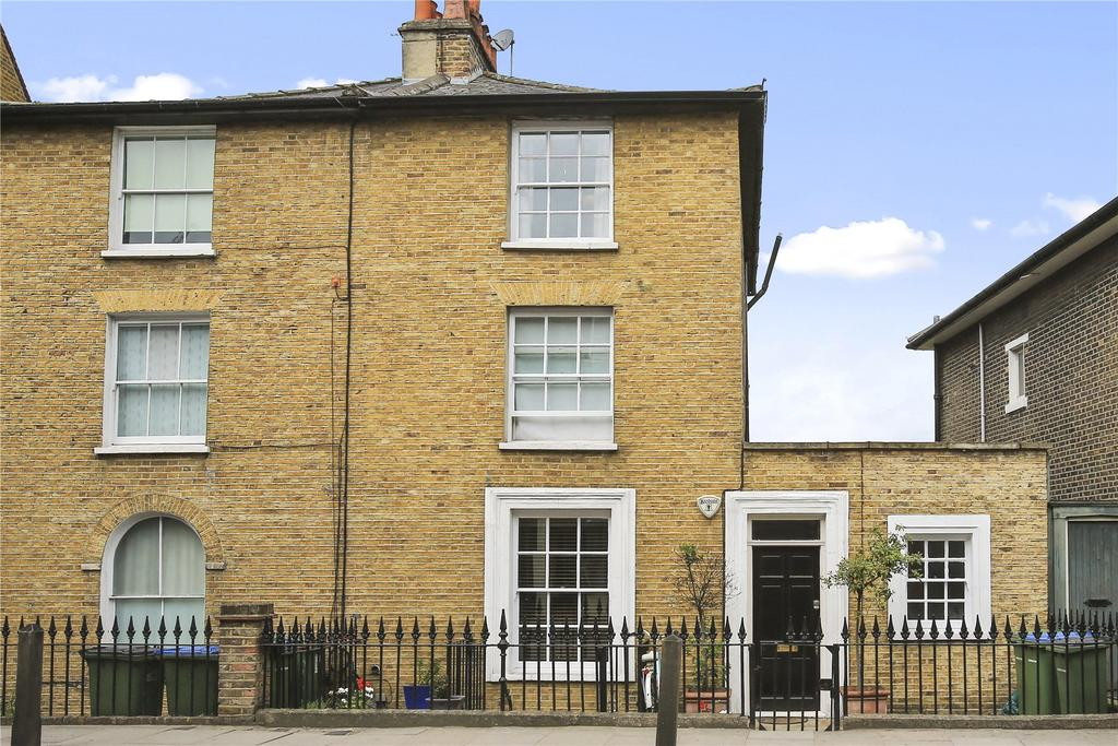 5 Bedrooms Semi Detached House for sale in Greenwich South Street, Greenwich, London, SE10