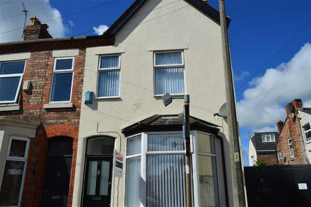 2 Bedrooms Terraced House for sale in Rosebery Grove, Prenton, CH42