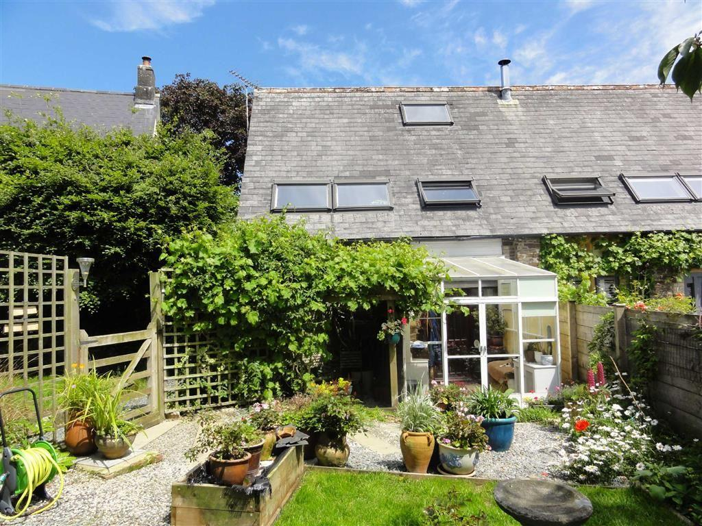 3 Bedrooms Semi Detached House for sale in Crispens, Bratton Clovelly, Okehampton, Devon, EX20