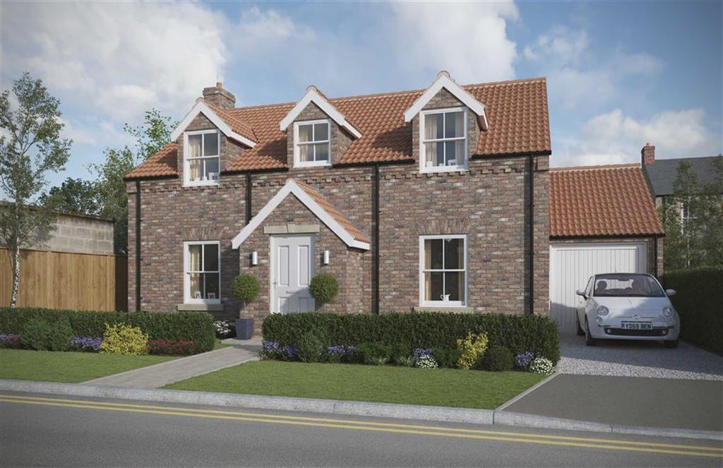 4 Bedrooms Detached House for sale in School Lane, Pocklington