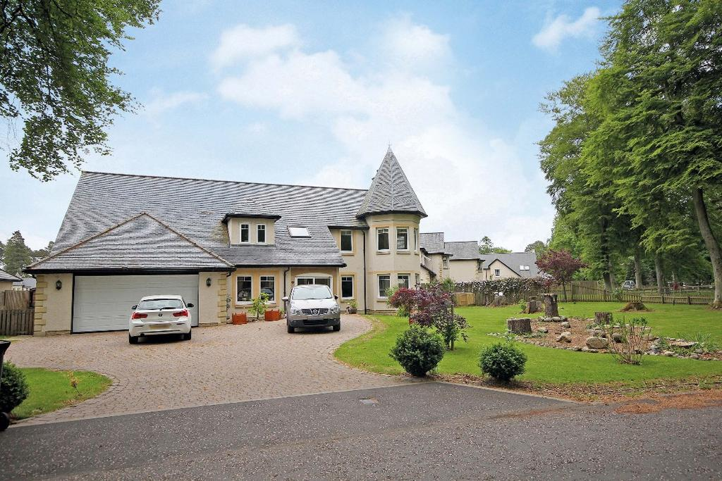 4 Bedrooms Detached House for sale in The Avenue, Druids Park, Murthly, Perthshire , PH1 4DU