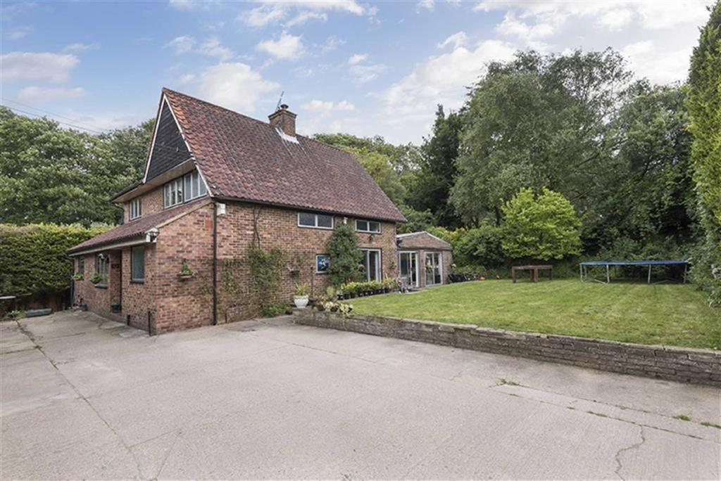 4 Bedrooms Detached House for sale in Horton Way, Farningham, DA4