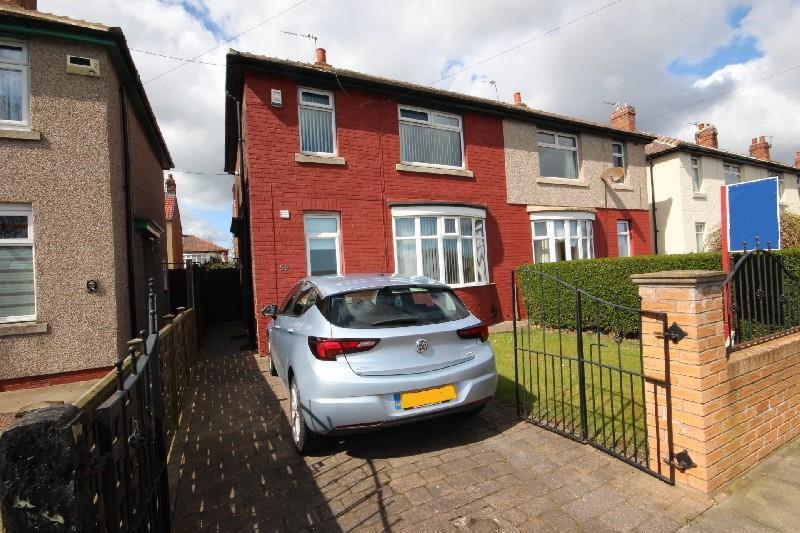 3 Bedrooms Semi Detached House for sale in Caledonian Road, Hartlepool