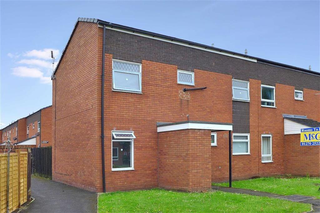 5 Bedrooms Mews House for sale in Drayton Crescent, Crewe