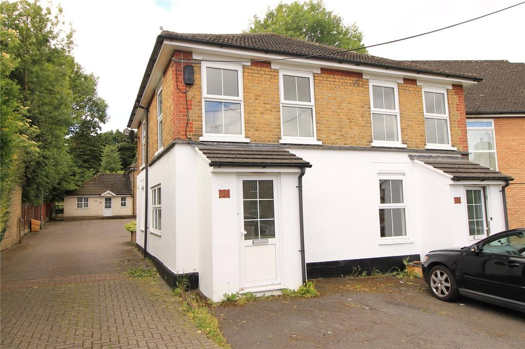 2 Bedrooms Semi Detached House for sale in Junction Road, Warley, Brentwood, Essex, CM14