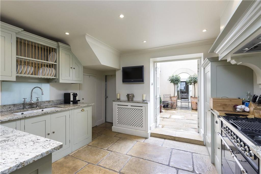 4 Bedrooms Terraced House for sale in Upper Montagu Street, Marylebone, London, W1H