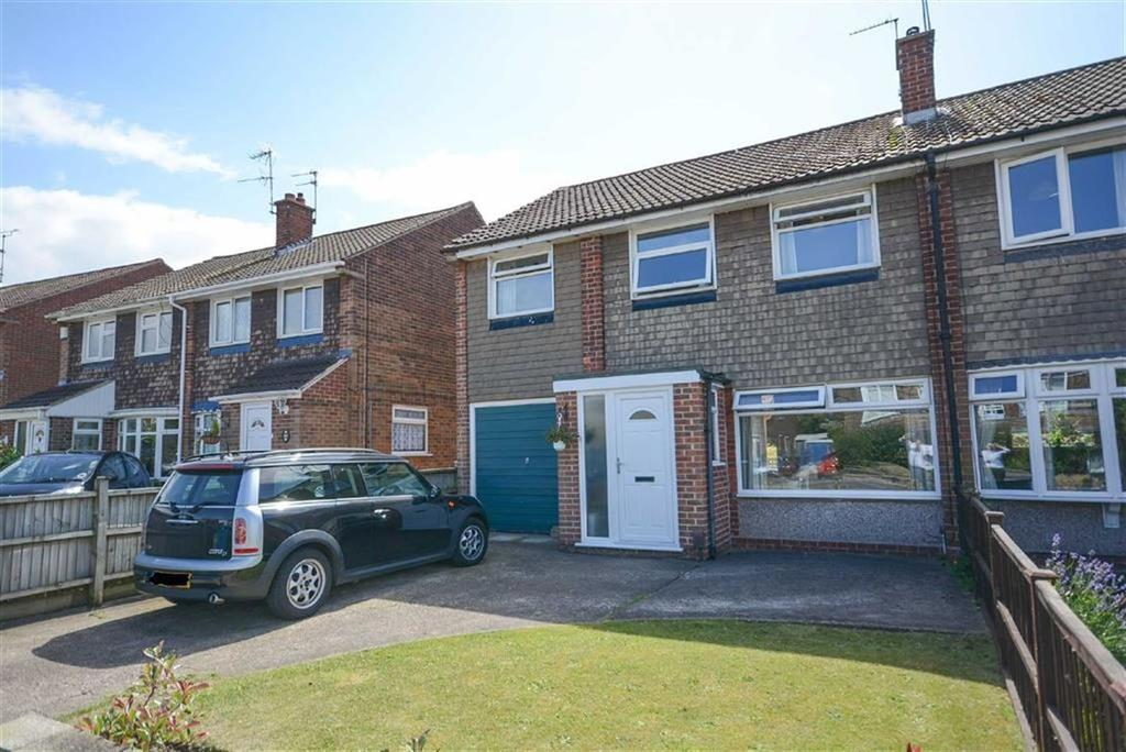 5 Bedrooms Semi Detached House for sale in Fairway, Keyworth