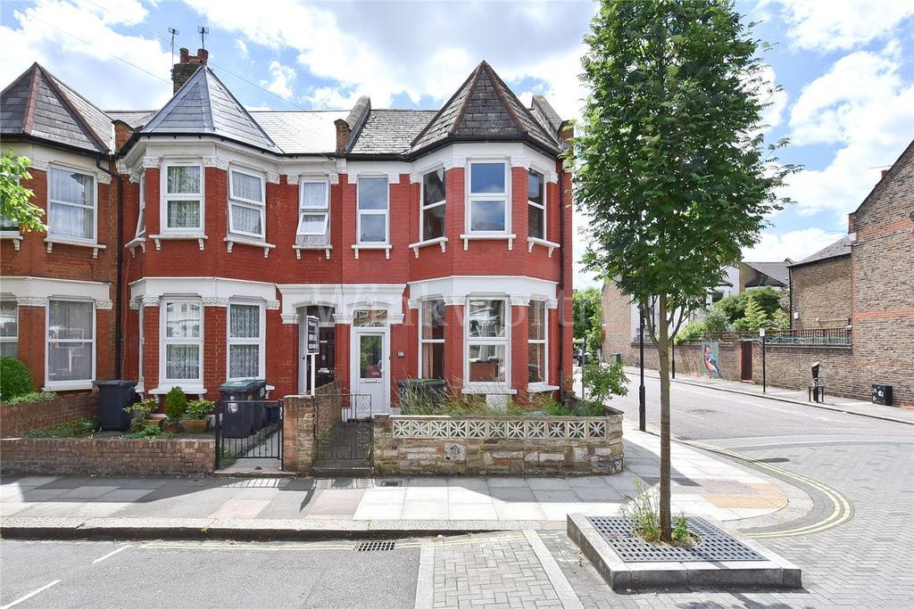 3 Bedrooms End Of Terrace House for sale in Langham Road, Turnpike Lane, London, N15