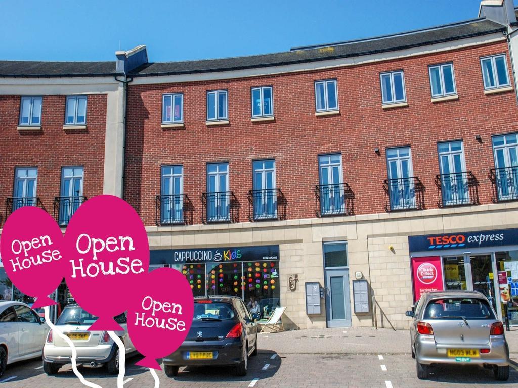 2 Bedrooms Flat for sale in Sea Winnings Way, South Shields
