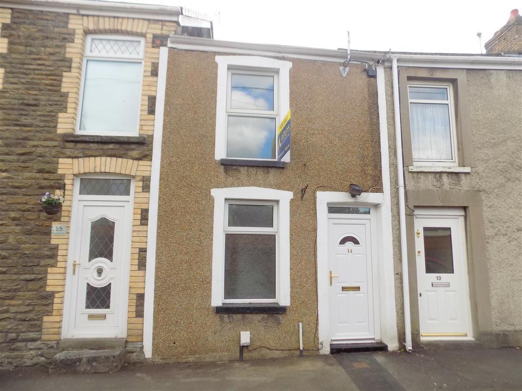2 Bedrooms Terraced House for sale in Springfield Road, Skewen, Neath