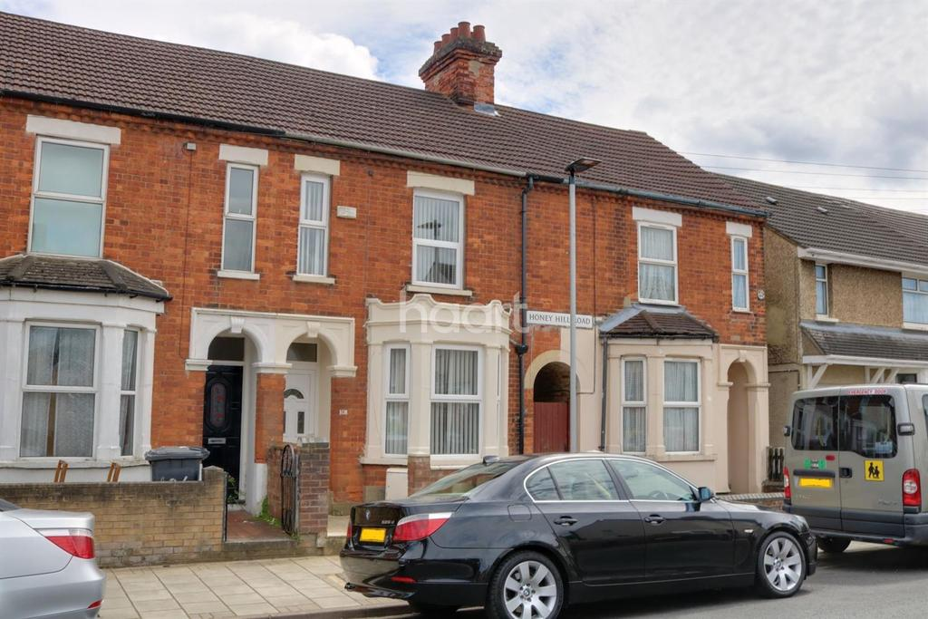 3 Bedrooms Terraced House for sale in Honey Hill Road
