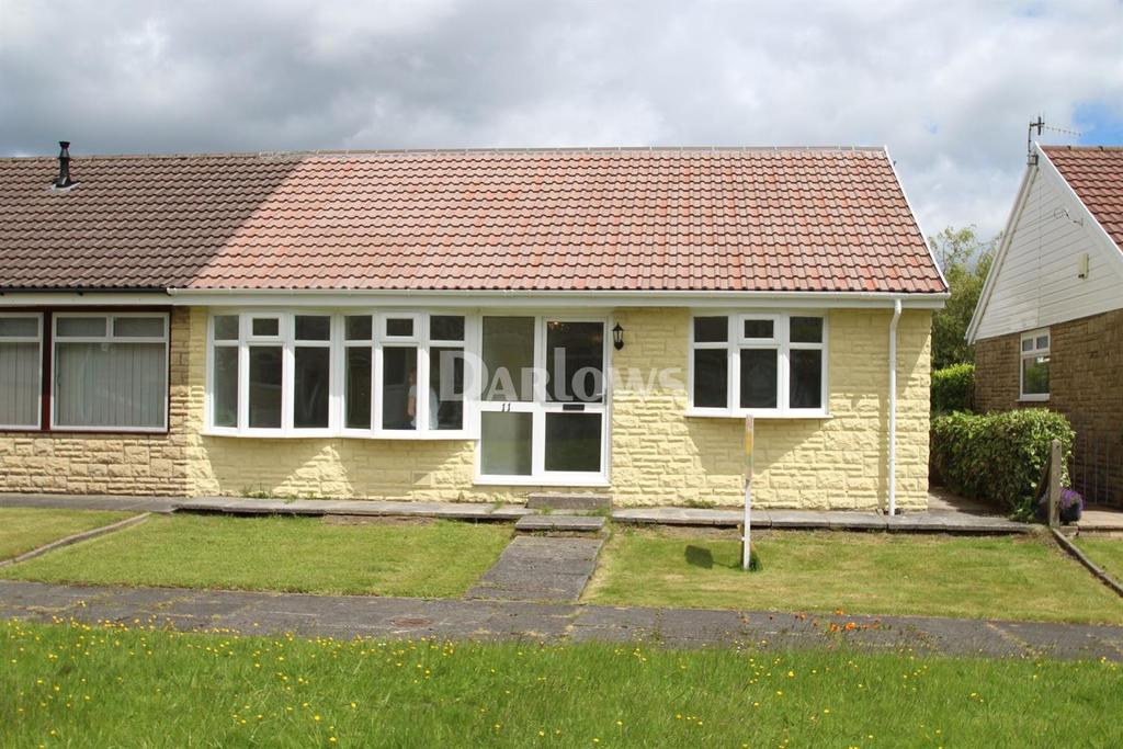 2 Bedrooms Bungalow for sale in Ael y Bryn Aberdare