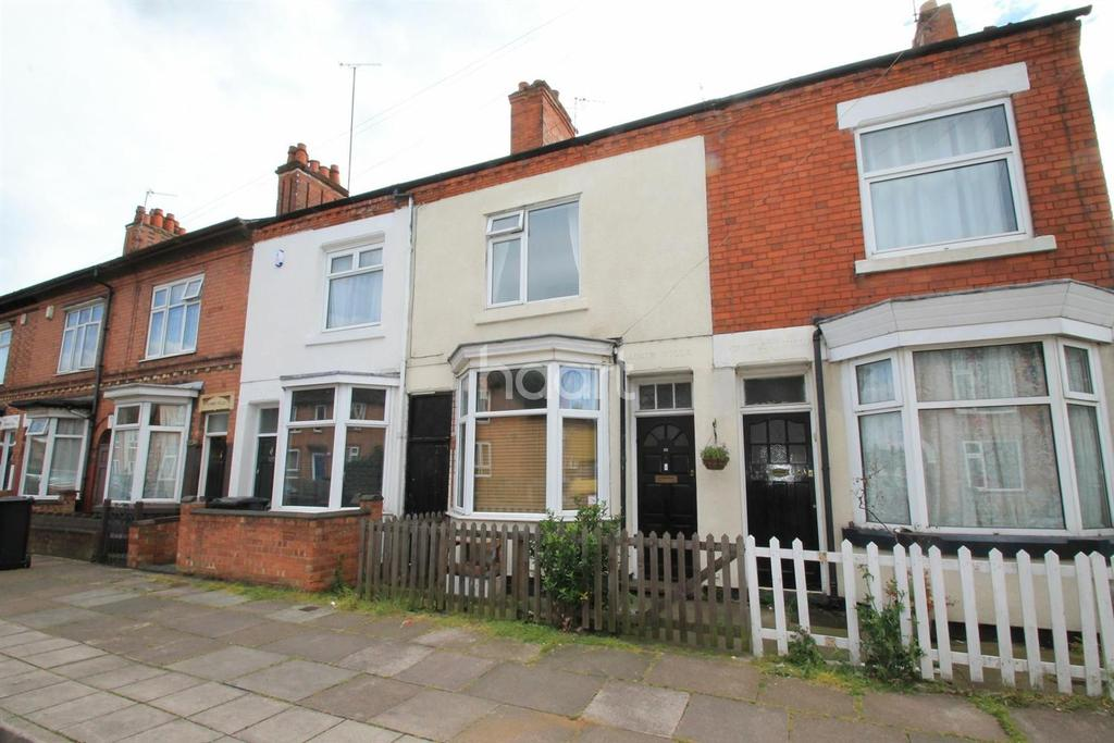 2 Bedrooms Terraced House for sale in Lothair Road, Aylestone, Leicester