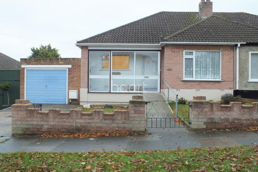 2 Bedrooms Bungalow for sale in Woodside - Leigh On Sea