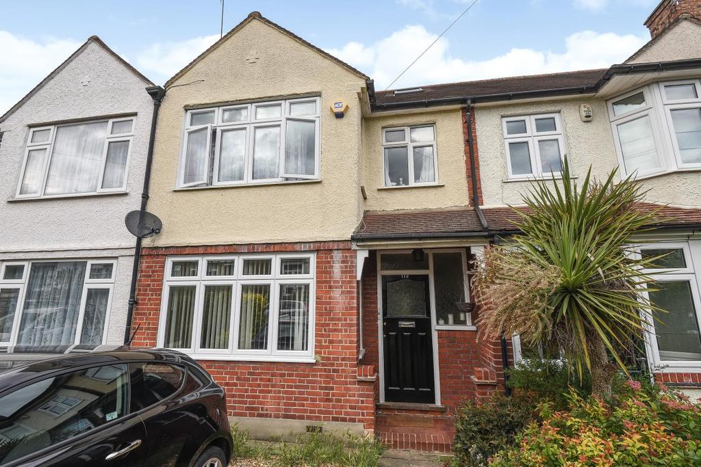 3 Bedrooms Terraced House for sale in Durham Road, Bromley, BR2
