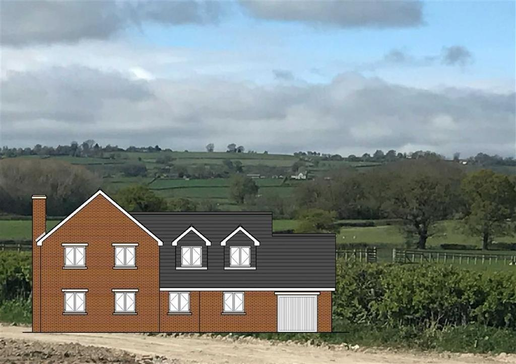 4 Bedrooms Detached House for sale in Court Meadow, WINFORTON, Winforton Hereford, Herefordshire