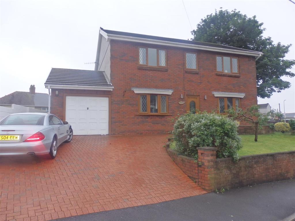 3 Bedrooms Detached House for sale in Erw Terrace, Burry Port, Llanelli