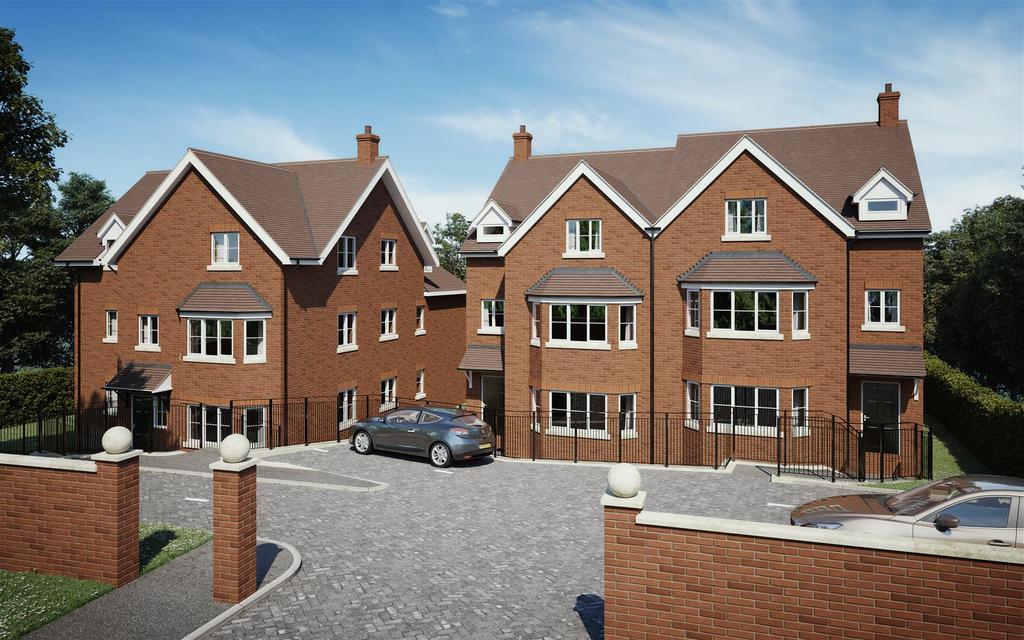 1 Bedroom Block Of Apartments Flat for sale in Yarnells Hill, Oxford