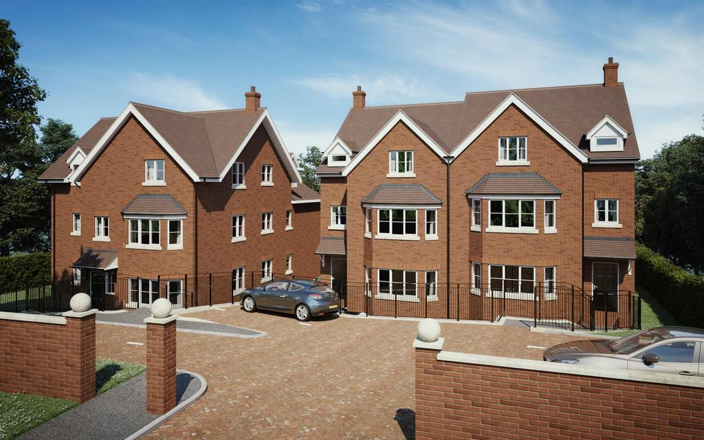 2 Bedrooms Block Of Apartments Flat for sale in Yarnells Hill, Oxford