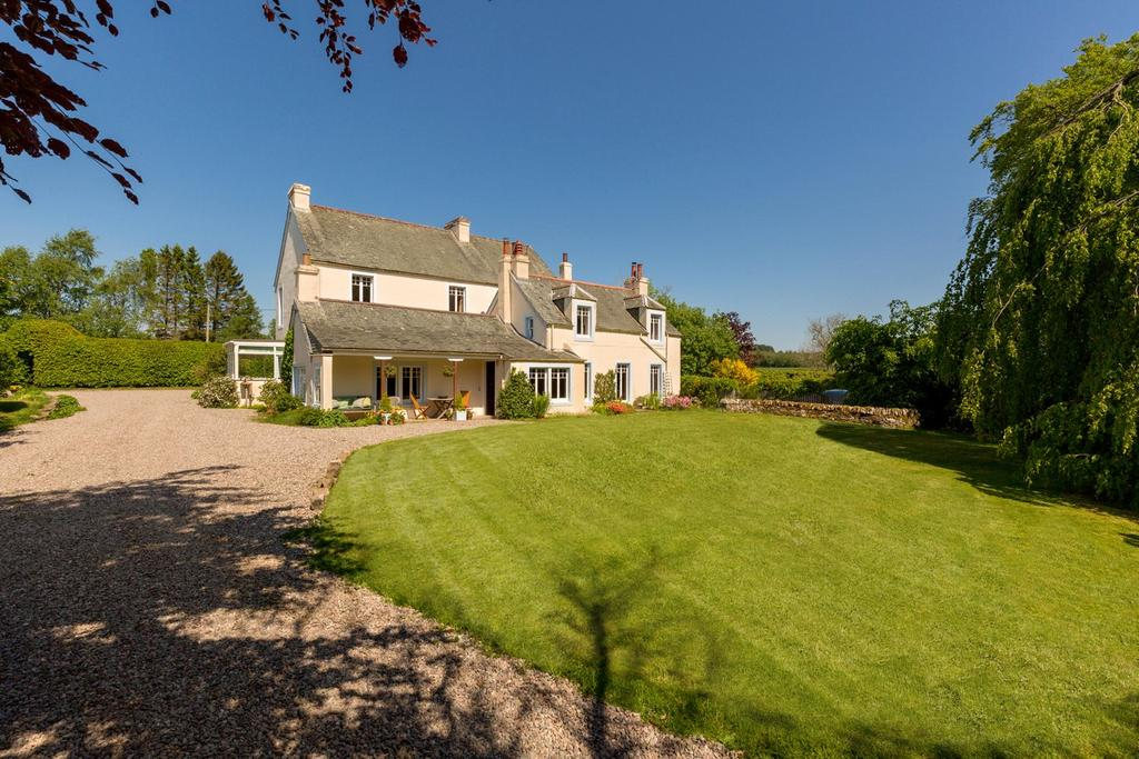 6 Bedrooms Detached House for sale in Lawmuir House, Methven, Perth, Perth and Kinross, PH1