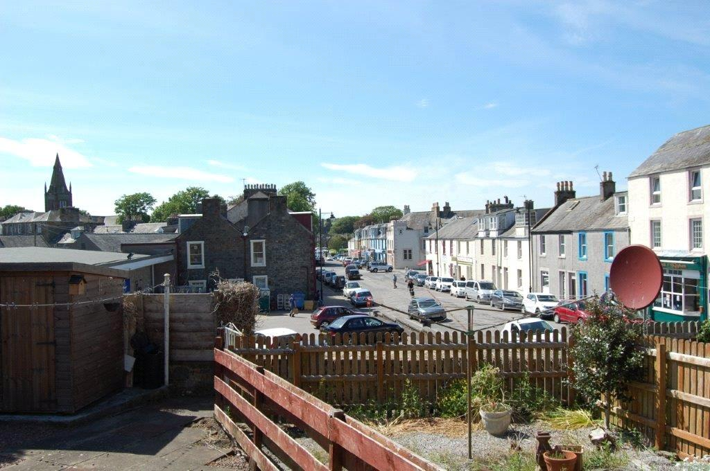 2 Bedrooms Terraced House for sale in 38A Millburn Street, Kirkcudbright, Dumfries and Galloway, DG6