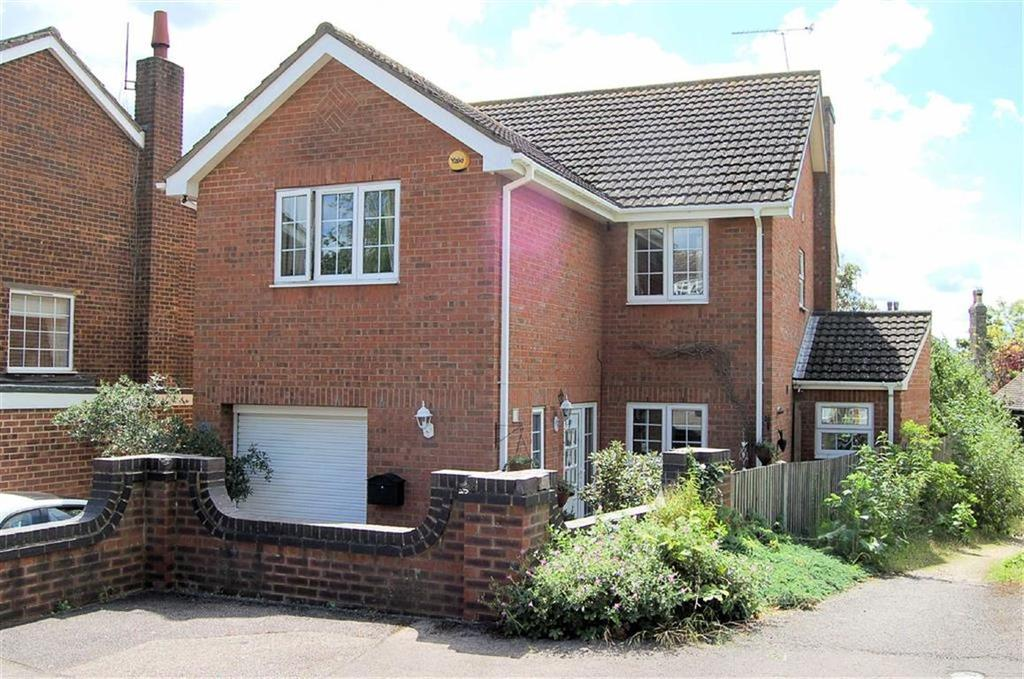 4 Bedrooms Detached House for sale in Vicarage Close, Shillington, Hitchin, Hertfordshire