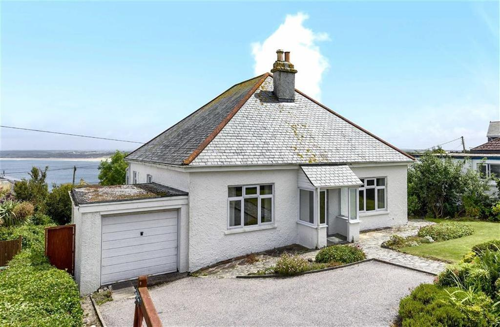 3 Bedrooms Bungalow for sale in St. Ives Road, St Ives Road, Carbis Bay, Cornwall, TR26