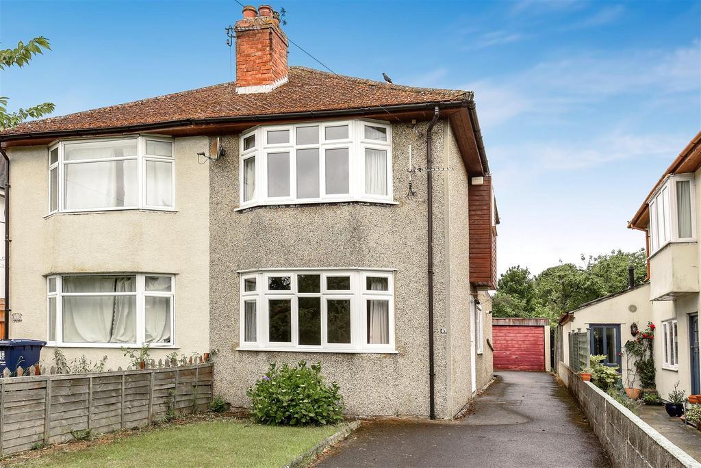 3 Bedrooms Semi Detached House for sale in Burdell Avenue, Headington, Oxford