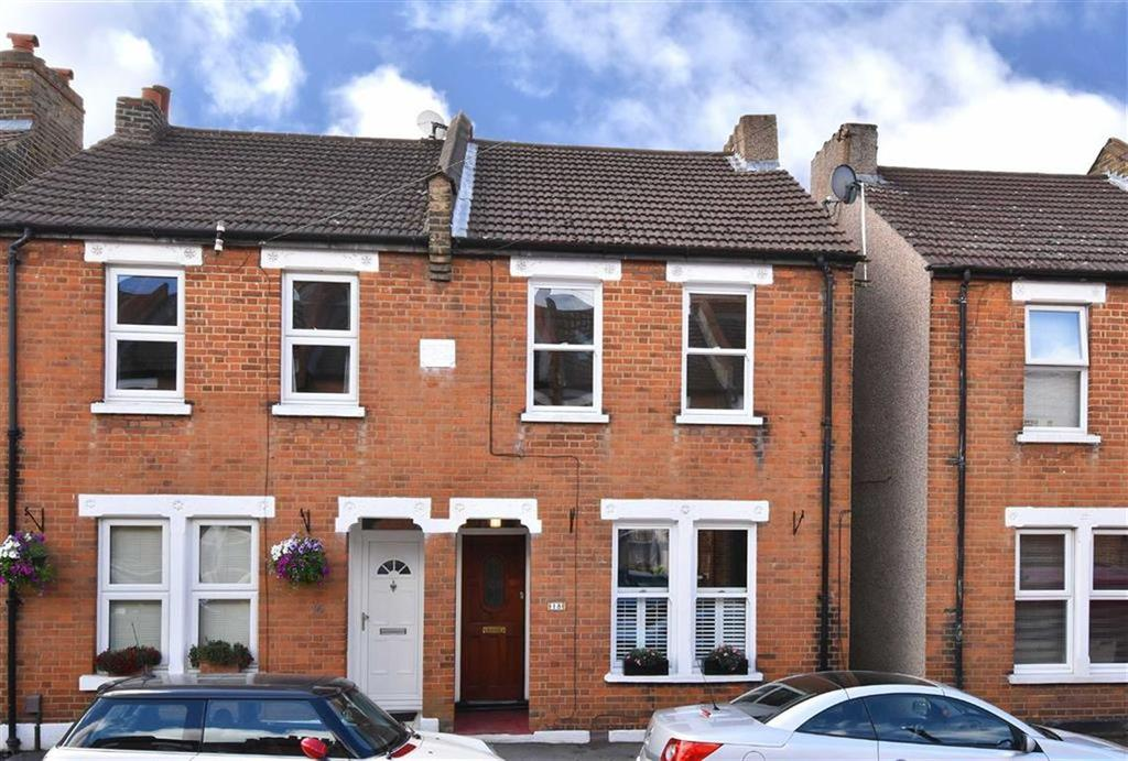 3 Bedrooms Semi Detached House for sale in Scotts Road, Bromley, Kent