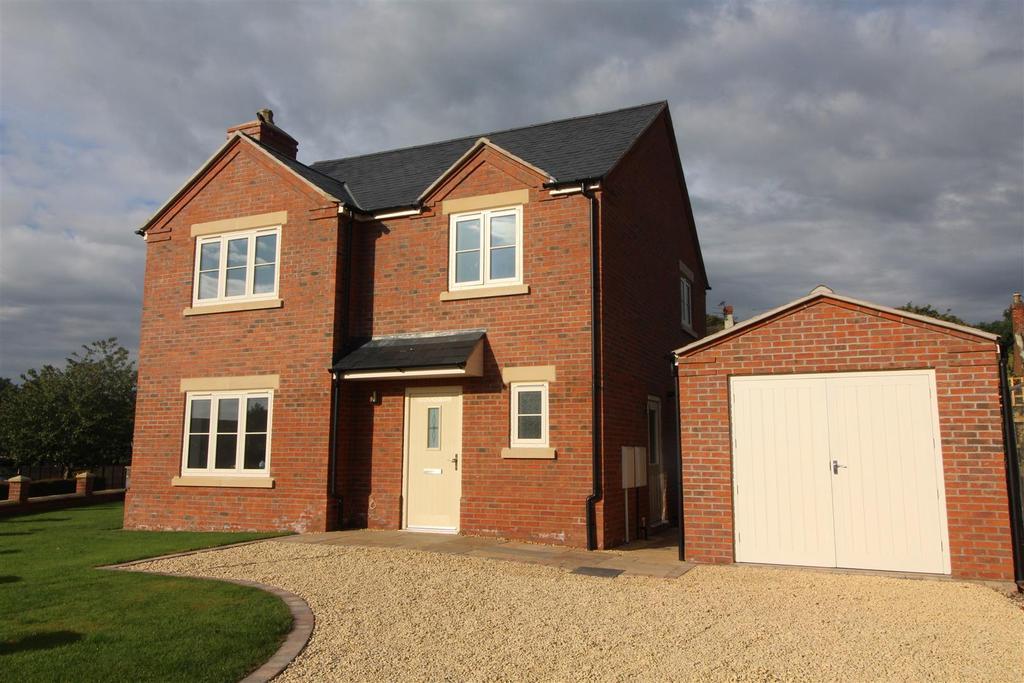 3 Bedrooms Detached House for sale in Leek Street, Wem, Shrewsbury