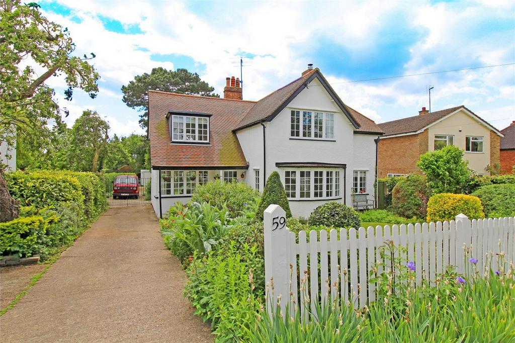 4 Bedrooms Detached House for sale in Norton Road, Letchworth Garden City, Hertfordshire