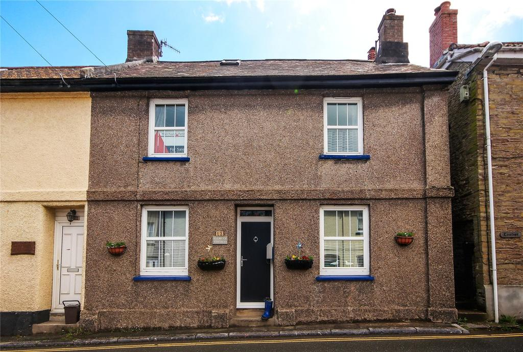 3 Bedrooms End Of Terrace House for sale in Fore Street, Aveton Gifford, Kingsbridge, Devon, TQ7
