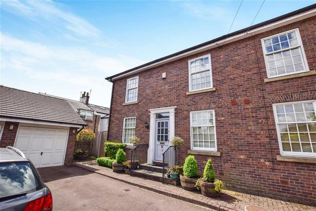 4 Bedrooms Semi Detached House for sale in The Narrows, Altrincham, Cheshire, WA14