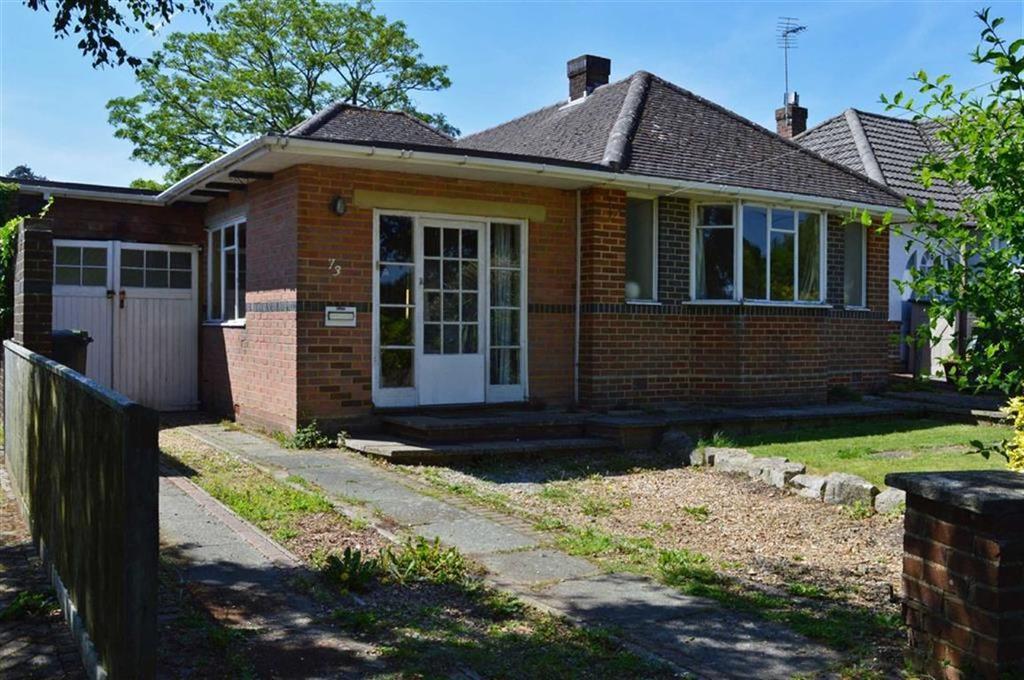 3 Bedrooms Detached Bungalow for sale in Leigh Lane, Wimborne, Dorset