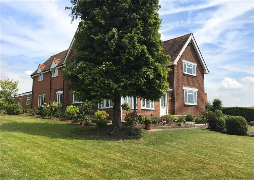 4 Bedrooms Detached House for sale in SUTTON ST NICHOLAS, Sutton St. Nicholas Hereford, Herefordshire