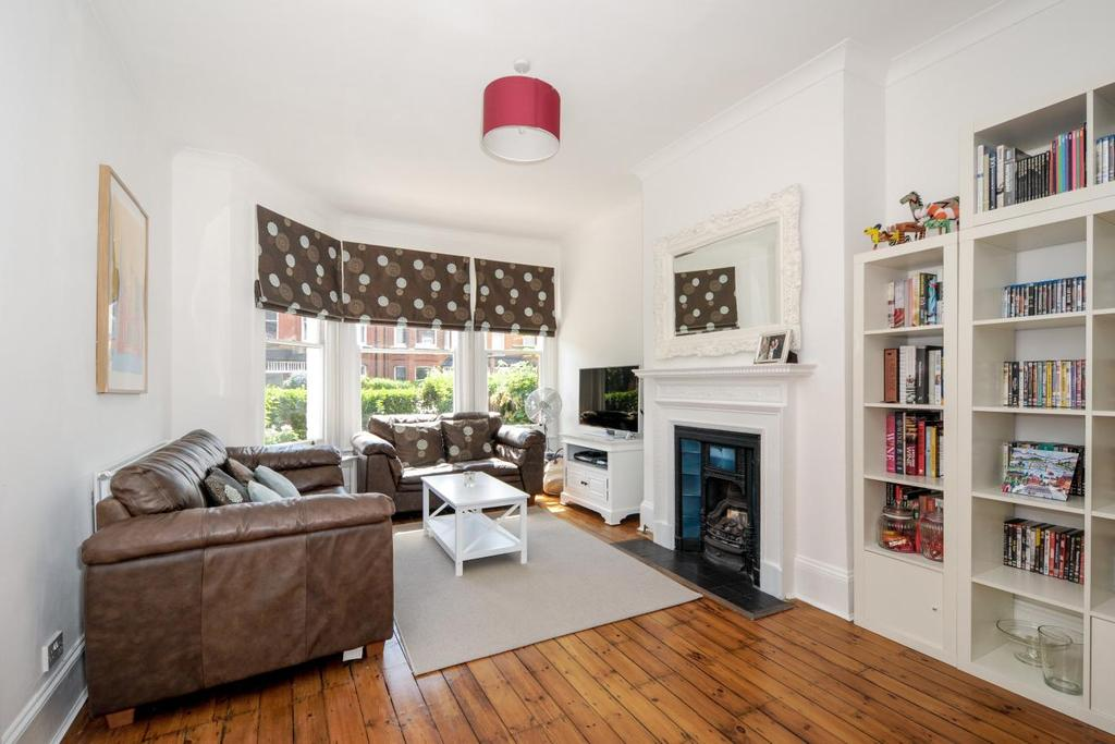 2 Bedrooms Flat for sale in Harefield Road, Crouch End