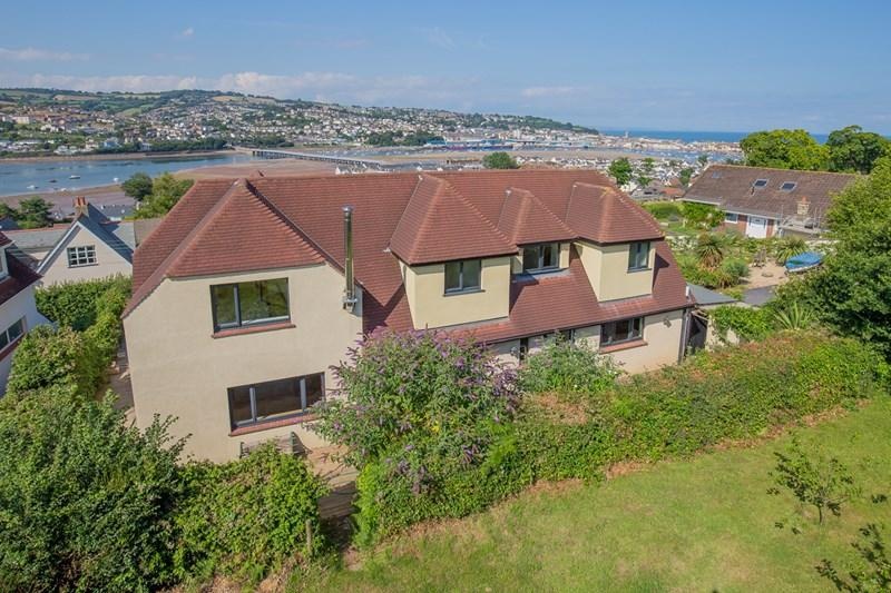 5 Bedrooms Detached House for sale in Platway Lane, Shaldon, Teignmouth