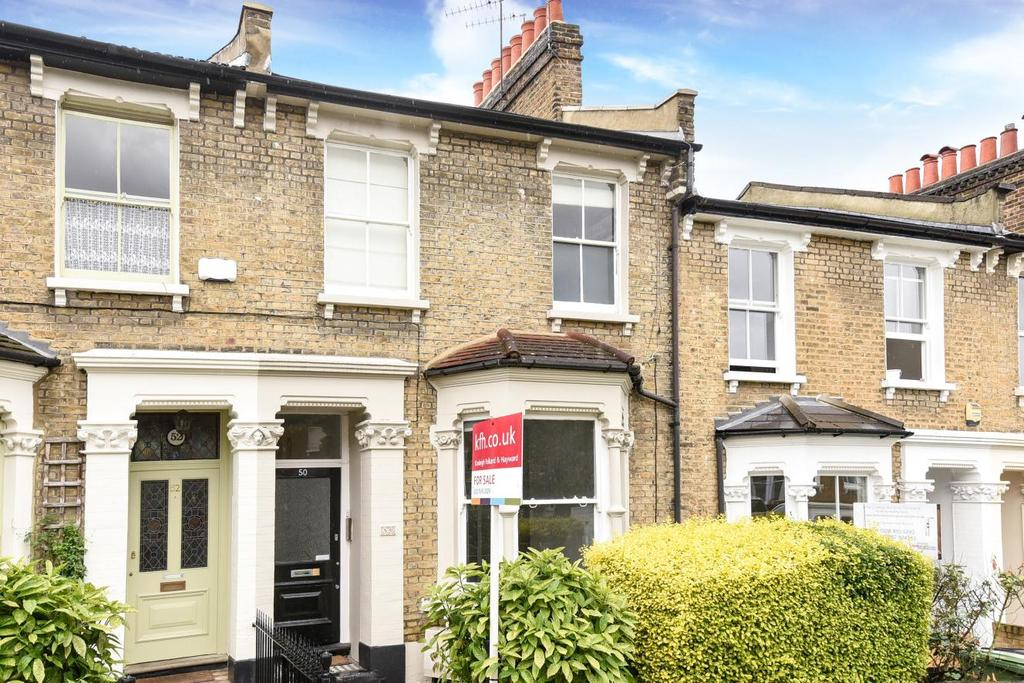 2 Bedrooms Flat for sale in Bousfield Road, New Cross