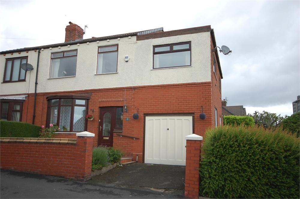 5 Bedrooms Semi Detached House for sale in Stafford Road, Toll Bar, ST HELENS, Merseyside