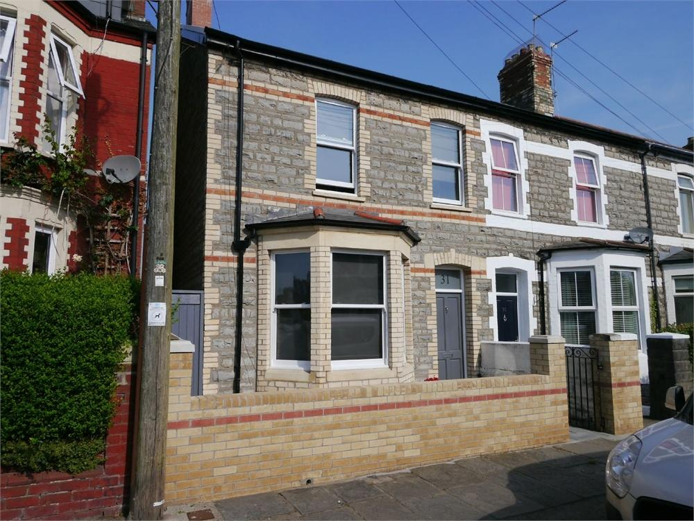 3 Bedrooms End Of Terrace House for sale in High Street, Penarth
