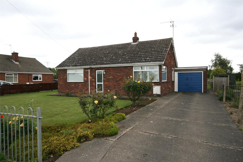 2 Bedrooms Detached Bungalow for sale in Wyberton Low Road, Boston, PE21