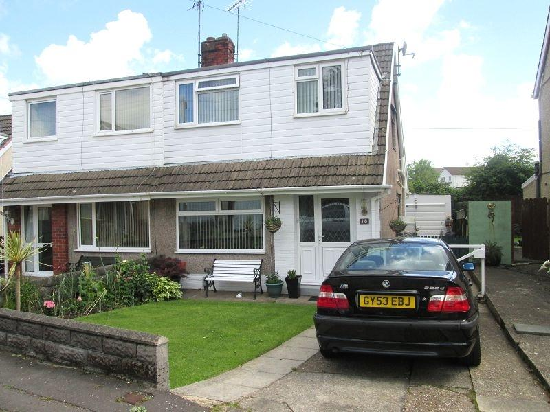 3 Bedrooms Semi Detached House for sale in Denver Road, Fforestfach, Swansea, City And County of Swansea.