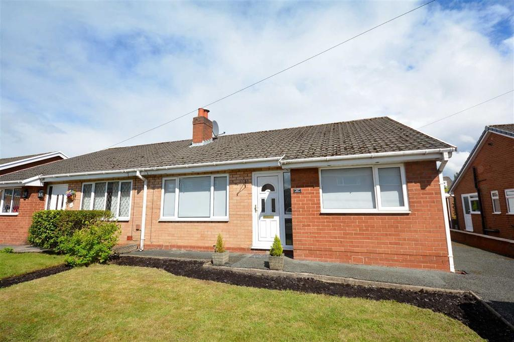 3 Bedrooms Semi Detached Bungalow for sale in Manston Grove, Chorley, PR7