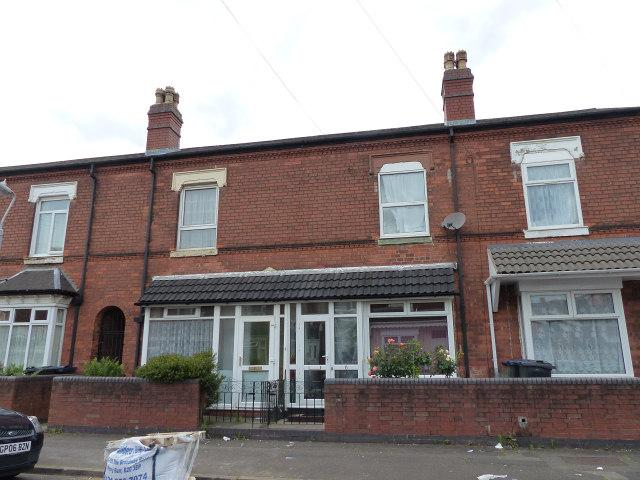 3 Bedrooms Terraced House for sale in Kenilworth Road,Aston,Birmingham