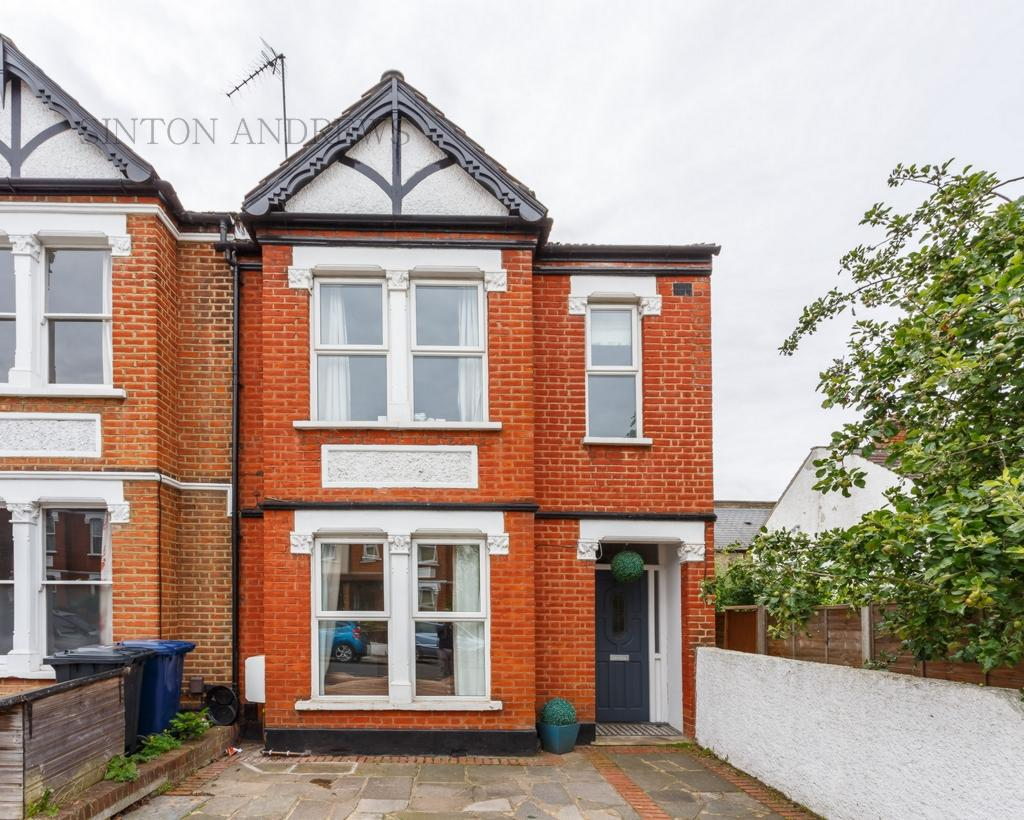 4 Bedrooms House for sale in Lawrence Road, Ealing, W5