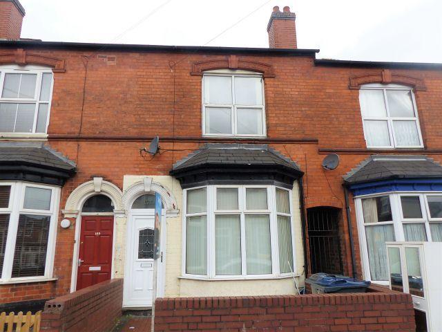 3 Bedrooms Terraced House for sale in Crompton Road,Handsworth,Birmingham