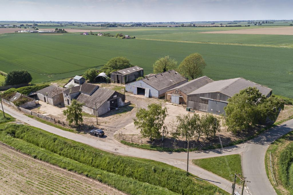 Land Commercial for sale in RESIDENTIAL DEVELOPMENT OPPORTUNITY, Beacon Hill Farmyard, Terrington St Clement, Norfolk