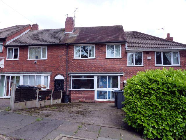 3 Bedrooms Terraced House for sale in Rowdale Road,Great Barr,Birmingham